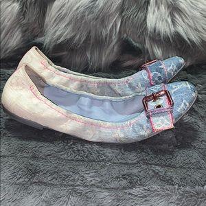 Louis Vuitton flat shoes